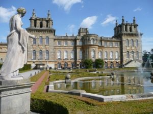 Oxford, Blenheim Palace and Windsor